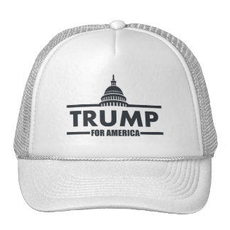 Donald Trump White House Cap