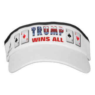 Donald Trump Wins All Visor