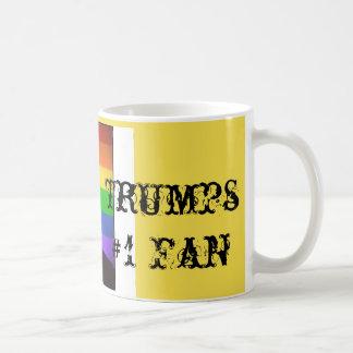 """Donald Trumps #1 Fan"" Coffee Mug"