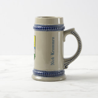 Donauschwaben, Nick Krummen Beer Stein