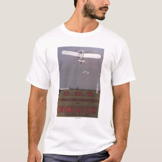 Doncaster, England - First Aviation Races T-Shirt