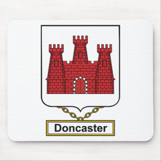 Doncaster Family Crest Mouse Mat