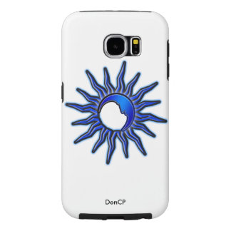 DonCP night's sun Samsung Galaxy S6 Cases