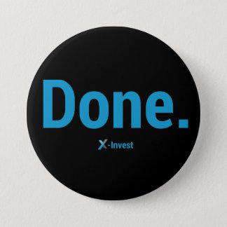 Done. 7.5 Cm Round Badge