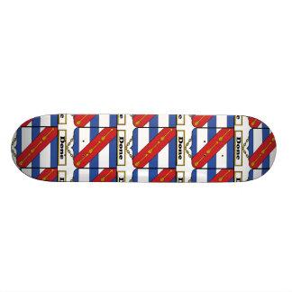 Done Family Crest Skateboard