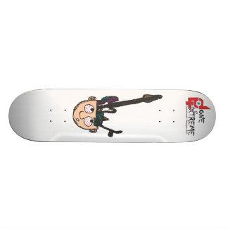 Done In Extreme Crazy Mind Skateboard