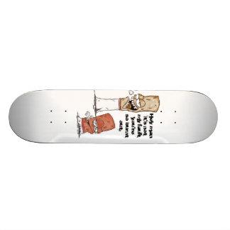 Done Smoking board 20 Cm Skateboard Deck