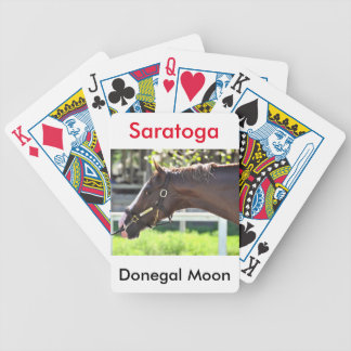Donegal Moon Bicycle Playing Cards