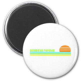 Donincan Republic Refrigerator Magnets