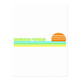 Donincan Republic Postcard
