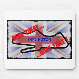Donington - been there... mouse mat