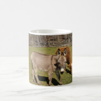 Donkey And Cow  Mug