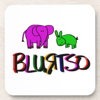 donkey and elephant coaster