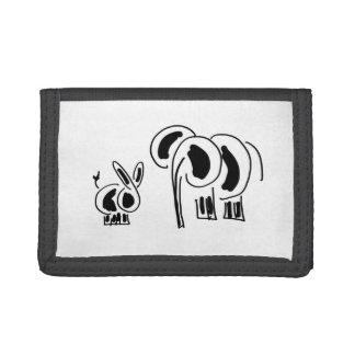 donkey and elephant wallet