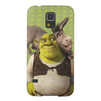 Donkey And Shrek Case For Galaxy S5