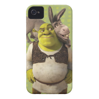 Donkey And Shrek iPhone 4 Cover