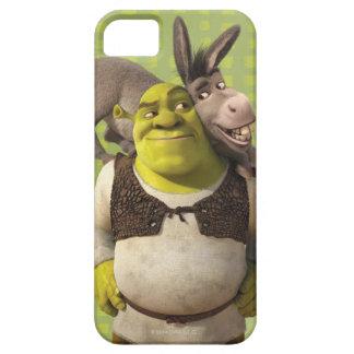 Donkey And Shrek iPhone 5 Cover