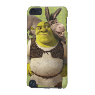 Donkey And Shrek iPod Touch (5th Generation) Cover