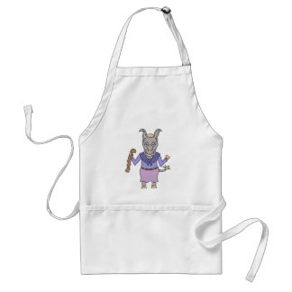 Donkey apron