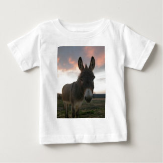 Donkey Art Baby T-Shirt