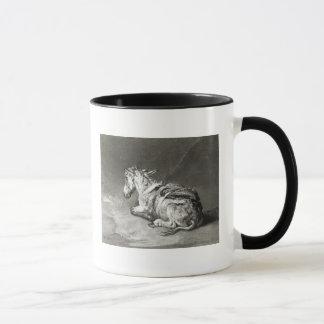 Donkey at Rest Mug