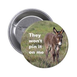 Donkey badge