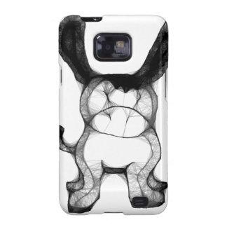 Donkey Samsung Galaxy SII Cover