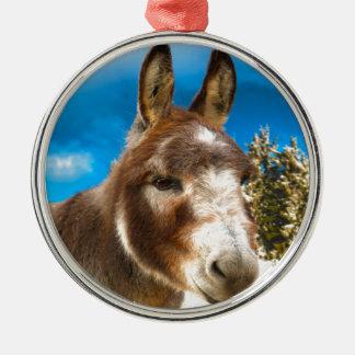 Donkey Christmas Ornament