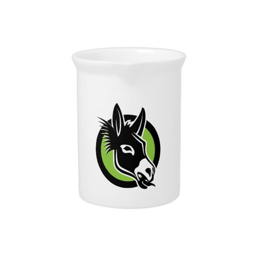 Donkey club Design Drink Pitcher