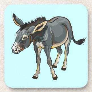 donkey beverage coasters