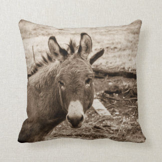 Donkey Cushion