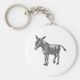 Donkey donkey key ring