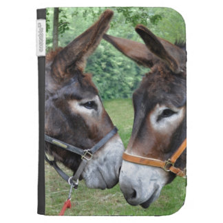 Donkey friends case for kindle