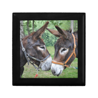 Donkey friends gift box
