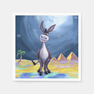 Donkey Gifts & Accessories Disposable Napkin