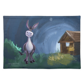 Donkey Gifts & Accessories Placemat