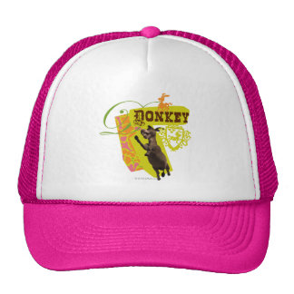 Donkey Graphic Cap