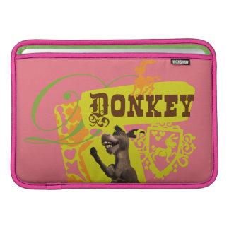 Donkey Graphic MacBook Sleeve