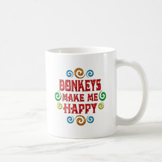 Donkey Happiness Coffee Mug