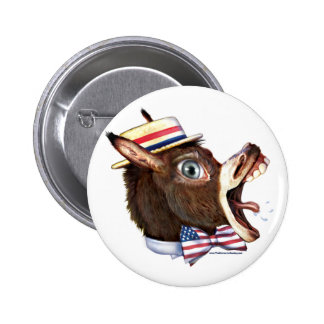 Donkey Head Button