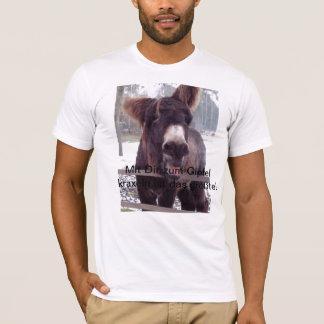 Donkey in language tendency T-Shirt