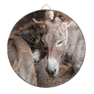 donkey in the farm dartboard