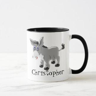 Donkey Just Add Name Mug
