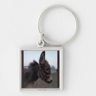Donkey keyring