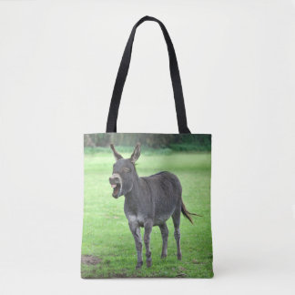 Donkey Laugh All Over Print Bag