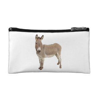 Donkey Painting Design Makeup Bag