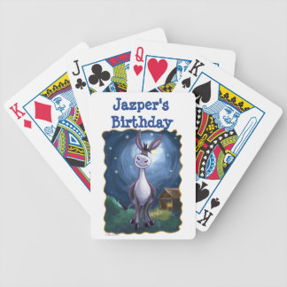 Donkey Party Center Bicycle Playing Cards