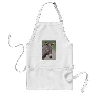 Donkey Portrait Apron