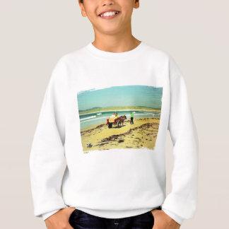 Donkey riding sweatshirt