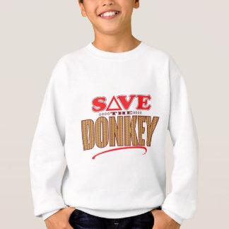 Donkey Save Sweatshirt